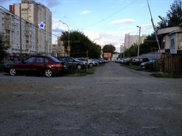 Адрес(а) на фотографии: улица Щорса, 105, 128, Екатеринбург