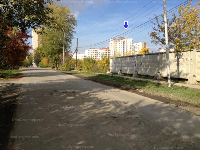 Адрес(а) на фотографии: улица Щорса, 128, 132, Екатеринбург