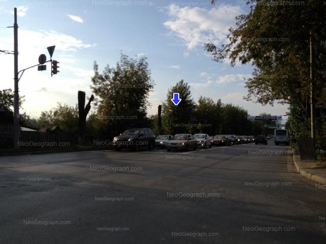 Адрес(а) на фотографии: Московская улица, 170, 172, 174, 176, Екатеринбург