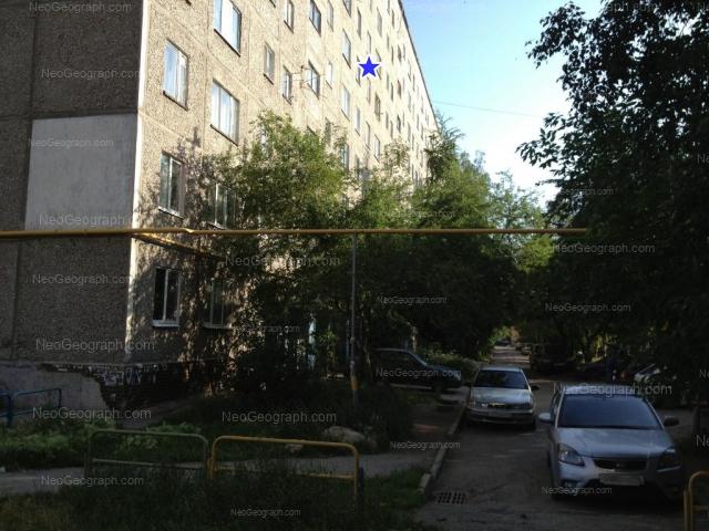 Адрес(а) на фотографии: улица Серафимы Дерябиной, 51, Екатеринбург