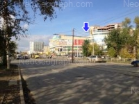 Вид на ТРЦ Мегаполис с улицы 8 Марта, 149, Екатеринбург, Россия - Неогеограф