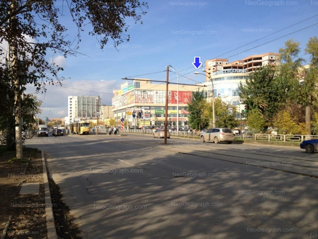 ТРЦ Мегаполис: ул. 8 Марта, 149, Екатеринбург