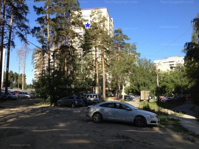 Адрес(а) на фотографии: улица Серафимы Дерябиной, 53, Екатеринбург