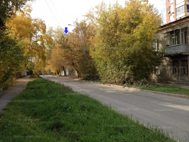 Адрес(а) на фотографии: улица Циолковского, 65, 72, 74, 76, Екатеринбург