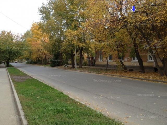 Адрес(а) на фотографии: улица Циолковского, 69, 71, Екатеринбург