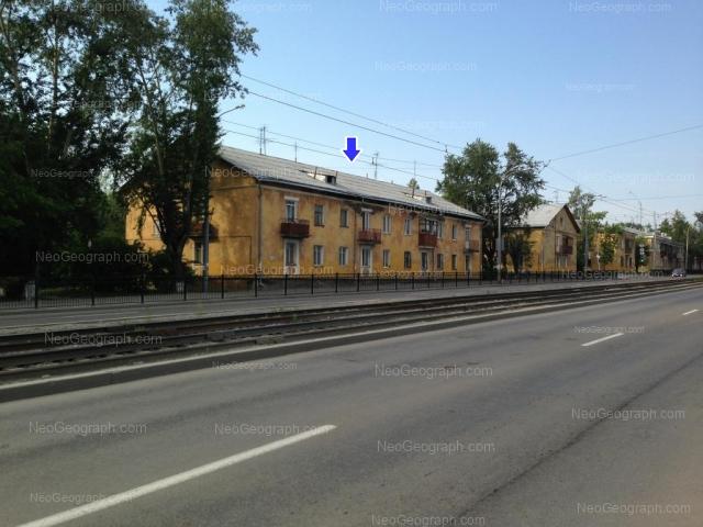 Адрес(а) на фотографии: улица Бакинских Комиссаров, 38, Екатеринбург
