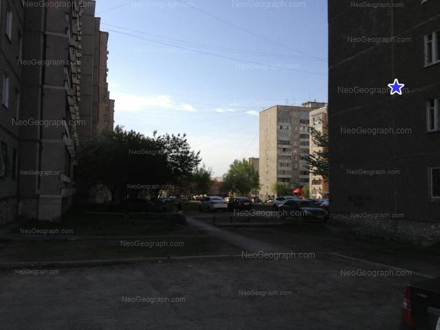 Адрес(а) на фотографии: улица Чкалова, 109, 117, Екатеринбург