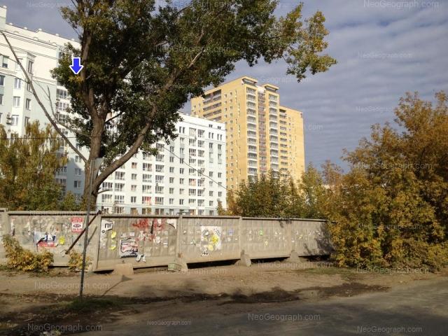 Адрес(а) на фотографии: улица Степана Разина, 95, 97А, Екатеринбург