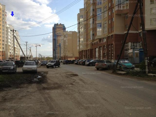 Адрес(а) на фотографии: улица Сурикова, 55, 60, Екатеринбург