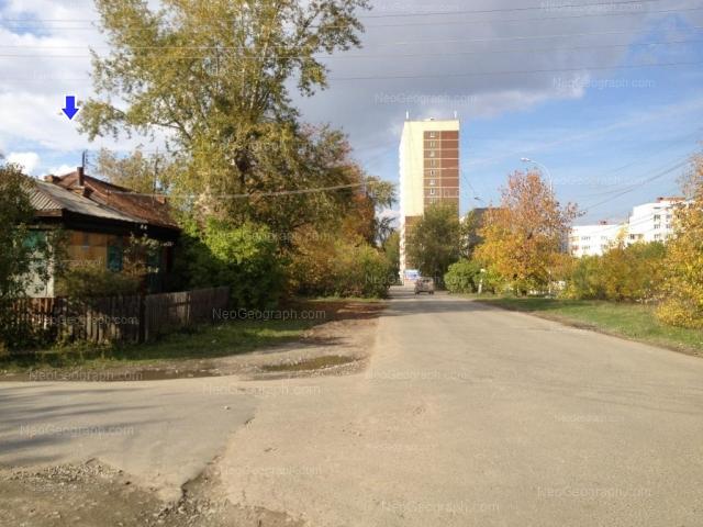 Адрес(а) на фотографии: улица Айвазовского, 42А, Екатеринбург
