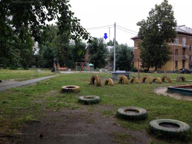 Адрес(а) на фотографии: улица Уральских Рабочих, 67, 69, Екатеринбург