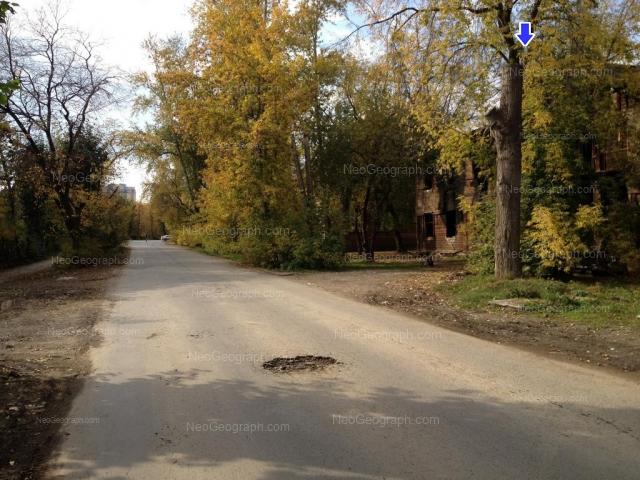 Адрес(а) на фотографии: Еланский переулок, 3, 5, Екатеринбург