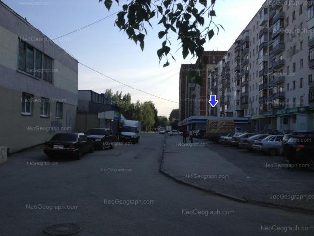 Адрес(а) на фотографии: улица Академика Бардина, 21, 23, 25/1, 25/2, Екатеринбург