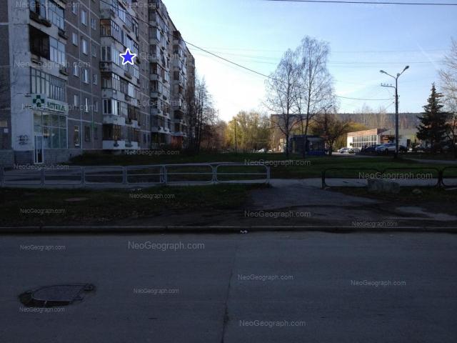 Адрес(а) на фотографии: Волгоградская улица, 45, 47, Екатеринбург