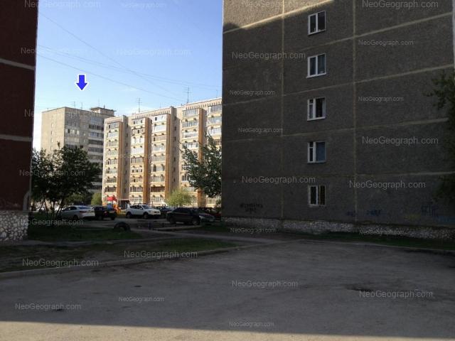 Адрес(а) на фотографии: улица Чкалова, 109, 111, 117, Екатеринбург