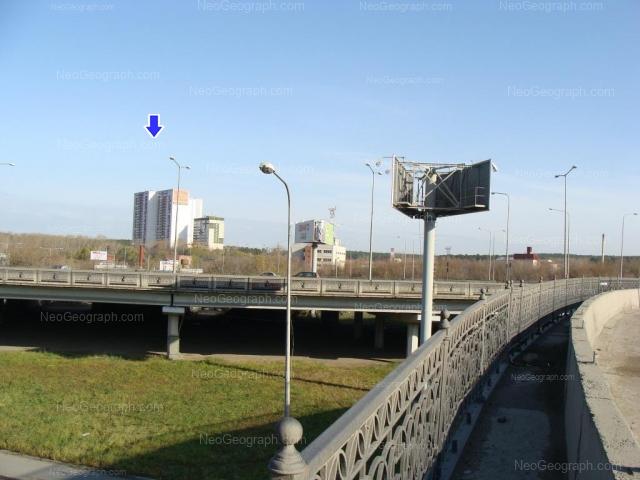 Адрес(а) на фотографии: Базовый переулок, 47, 52, 54, 56, Екатеринбург