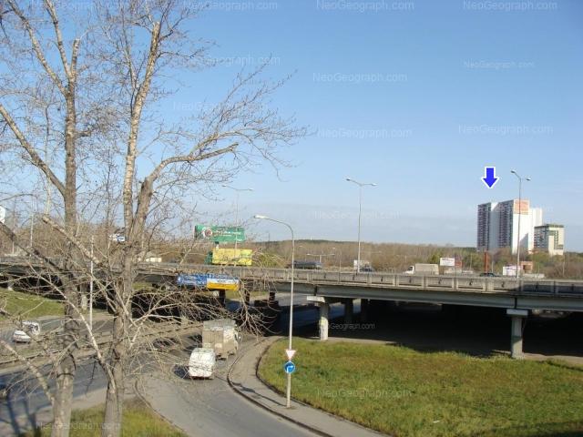 Адрес(а) на фотографии: Базовый переулок, 52, 54, 56, Екатеринбург