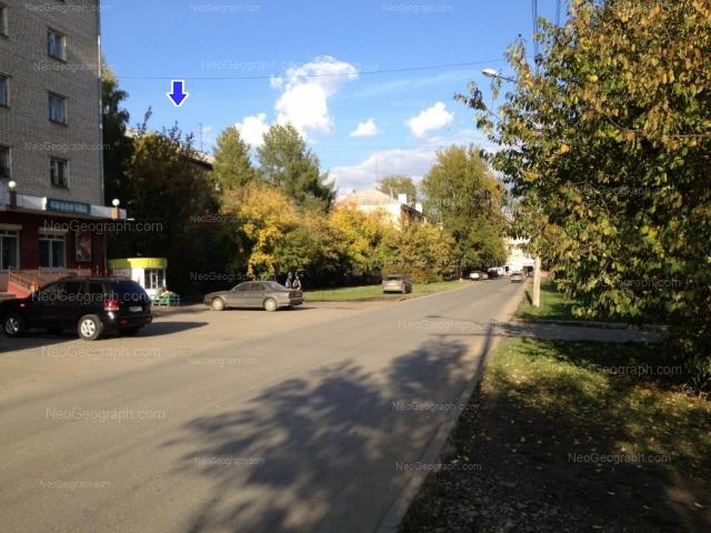 Адрес(а) на фотографии: Авиационная улица, 80, 82, 84, Екатеринбург