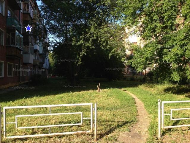 Адрес(а) на фотографии: улица Избирателей, 38, 40, Екатеринбург