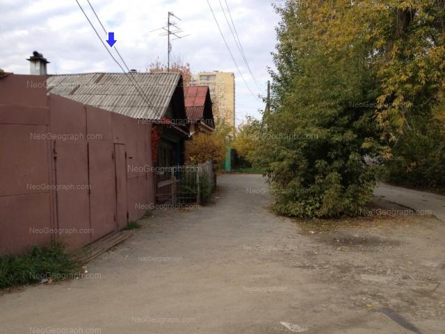 Адрес(а) на фотографии: улица Чапаева, 74, 76, Екатеринбург