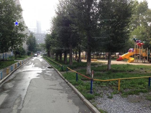 Адрес(а) на фотографии: Шефская улица, 61, 65, Екатеринбург