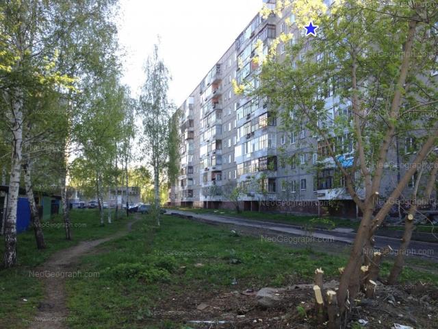 Адрес(а) на фотографии: Волгоградская улица, 41, 43, Екатеринбург