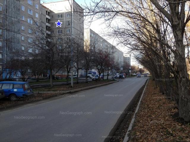Адрес(а) на фотографии: Волгоградская улица, 39, 41, 43, Екатеринбург