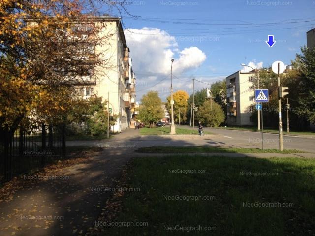 Адрес(а) на фотографии: Авиационная улица, 75, 80, 81, Екатеринбург