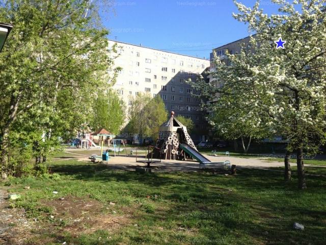Адрес(а) на фотографии: Волгоградская улица, 39, 41, Екатеринбург