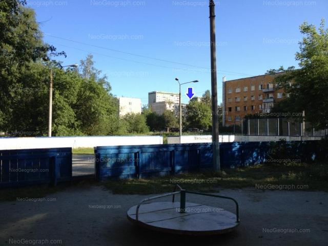 Адрес(а) на фотографии: улица Начдива Онуфриева, 26/2, 32/2, Екатеринбург