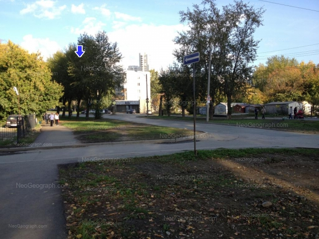 Адрес(а) на фотографии: Авиационная улица, 69, Екатеринбург
