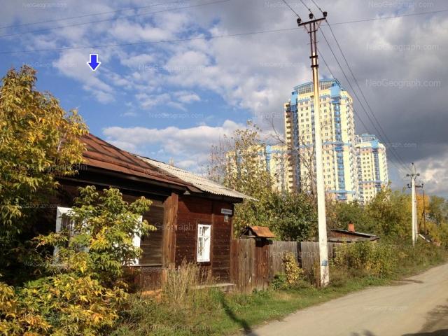 Адрес(а) на фотографии: улица Айвазовского, 45, Екатеринбург