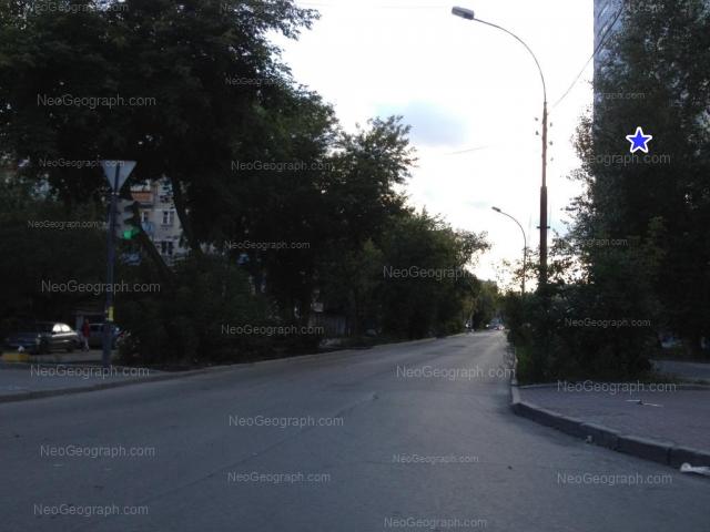 Адрес(а) на фотографии: переулок Трактористов, 4, 5, Екатеринбург