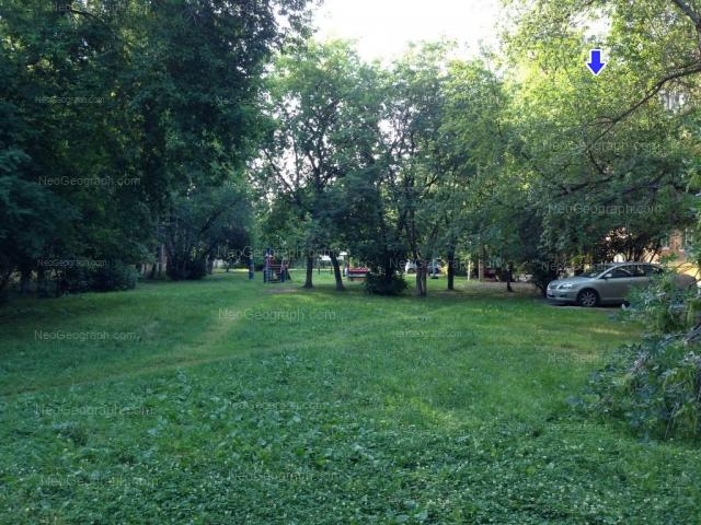 Адрес(а) на фотографии: улица Индустрии, 54, Екатеринбург