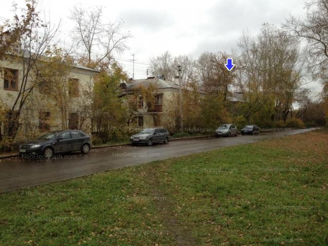 Адрес(а) на фотографии: улица Саввы Белых, 35, 37, 39, Екатеринбург