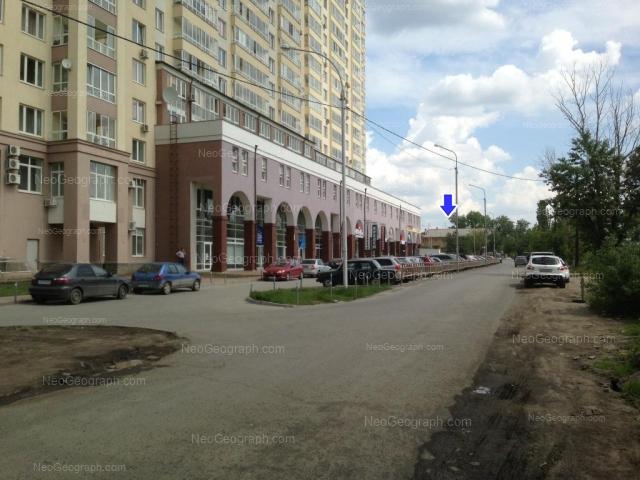Адрес(а) на фотографии: улица 8 Марта, 179, 194, Екатеринбург