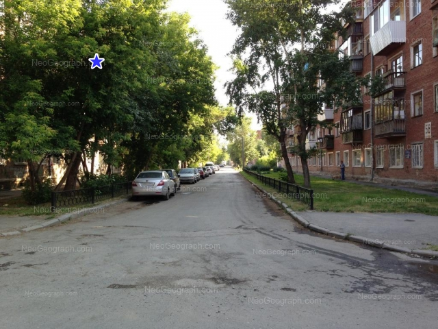 Address(es) on photo: Stakhanovskaya street, 34, 58, Yekaterinburg