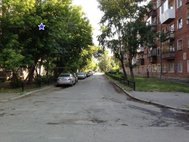 Адрес(а) на фотографии: Стахановская улица, 34, 58, Екатеринбург