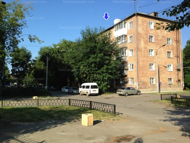 Address(es) on photo: Stakhanovskaya street, 34, Yekaterinburg
