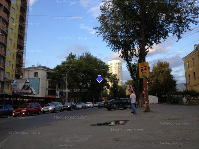 Адрес(а) на фотографии: улица Саввы Белых, 2, 3, 7, Екатеринбург