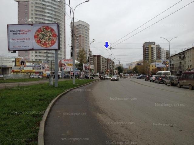 Адрес(а) на фотографии: улица Белинского, 169б, 218 к1, Екатеринбург