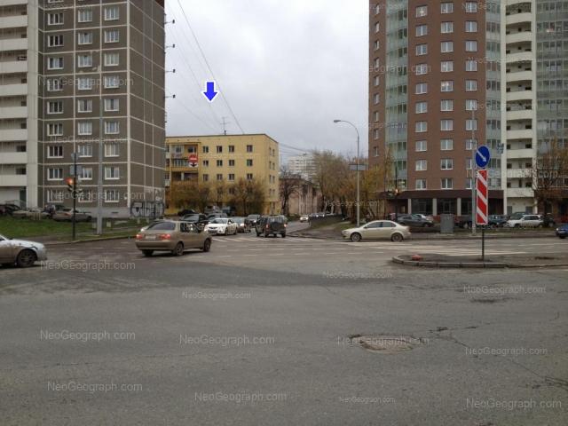 Адрес(а) на фотографии: Алма-Атинский переулок, 1, Екатеринбург