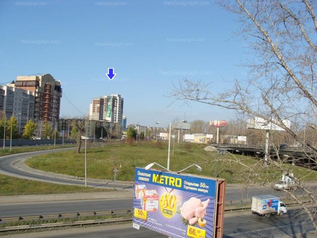 Адрес(а) на фотографии: улица Саввы Белых, 18, Екатеринбург