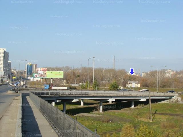 Адрес(а) на фотографии: Хуторская улица, 14, Екатеринбург