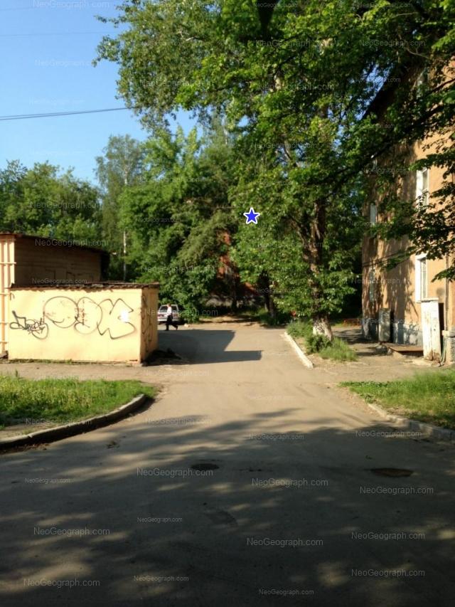 Адрес(а) на фотографии: Кировградская улица, 59, 61, 63, Екатеринбург