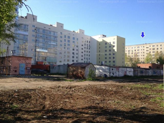 Адрес(а) на фотографии: улица Амундсена, 52, 54/1, Екатеринбург