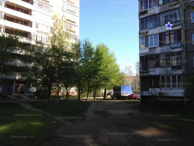 Адрес(а) на фотографии: улица Амундсена, 54/1, 54/2, 54Б, Екатеринбург