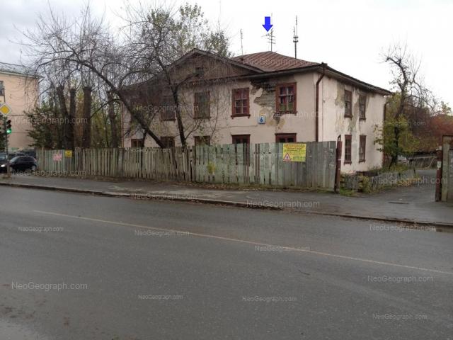 Адрес(а) на фотографии: улица Саввы Белых, 6, 10, Екатеринбург
