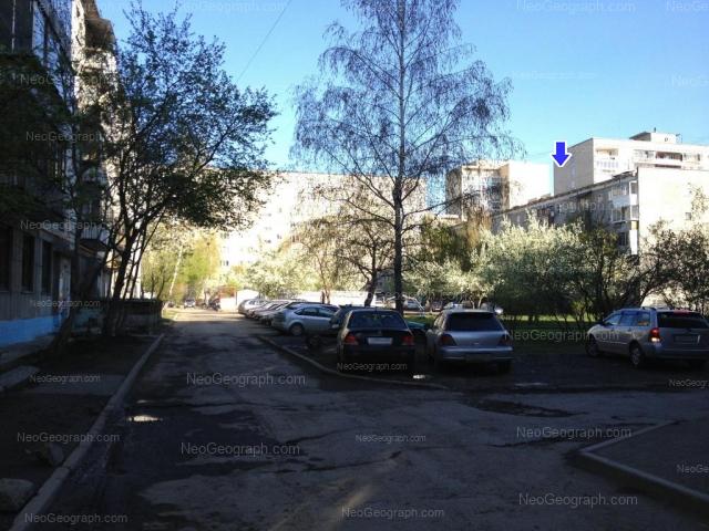 Адрес(а) на фотографии: улица Амундсена, 54/2, 54/3, 58/1, 58/2, Екатеринбург