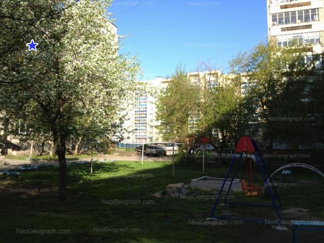 Адрес(а) на фотографии: улица Амундсена, 54/2, 54/3, 58/2, Екатеринбург